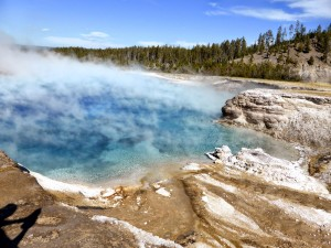 4 jours à Yellowstone National park