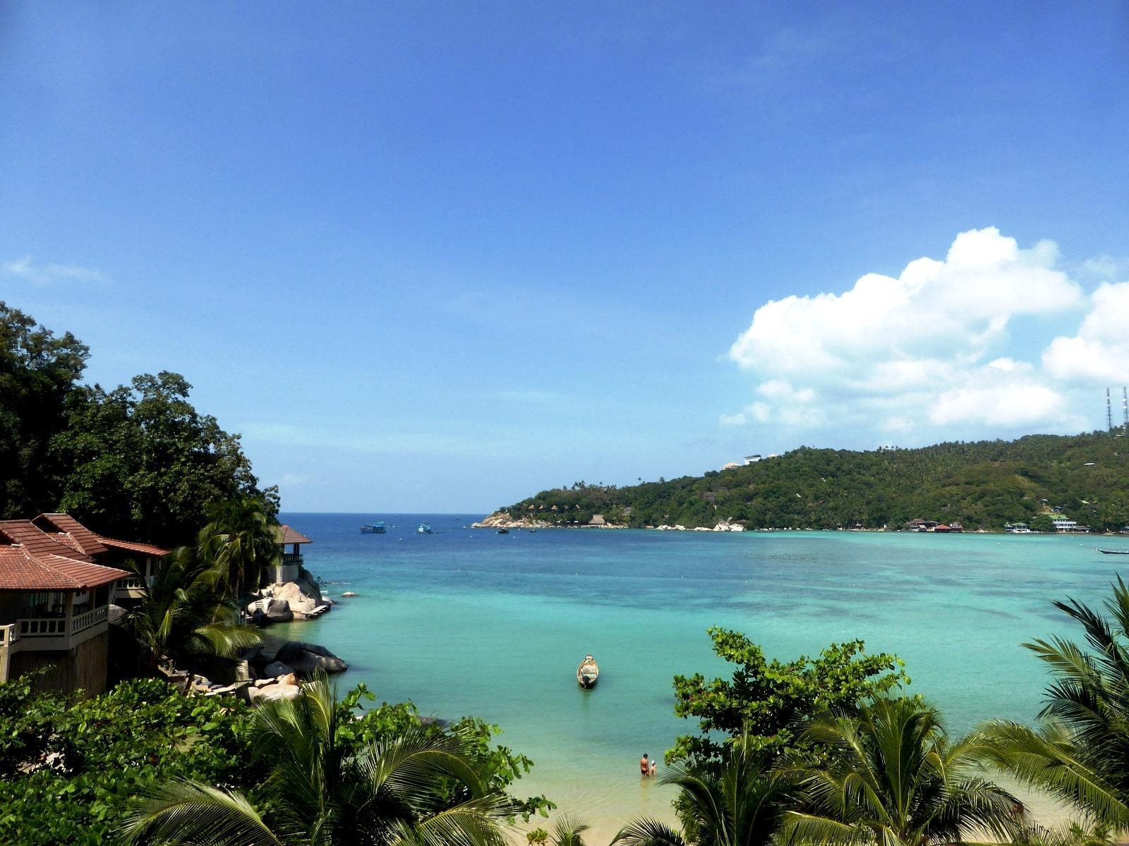 Les îles de Thaïlande : de Koh Tao à Koh Phangan