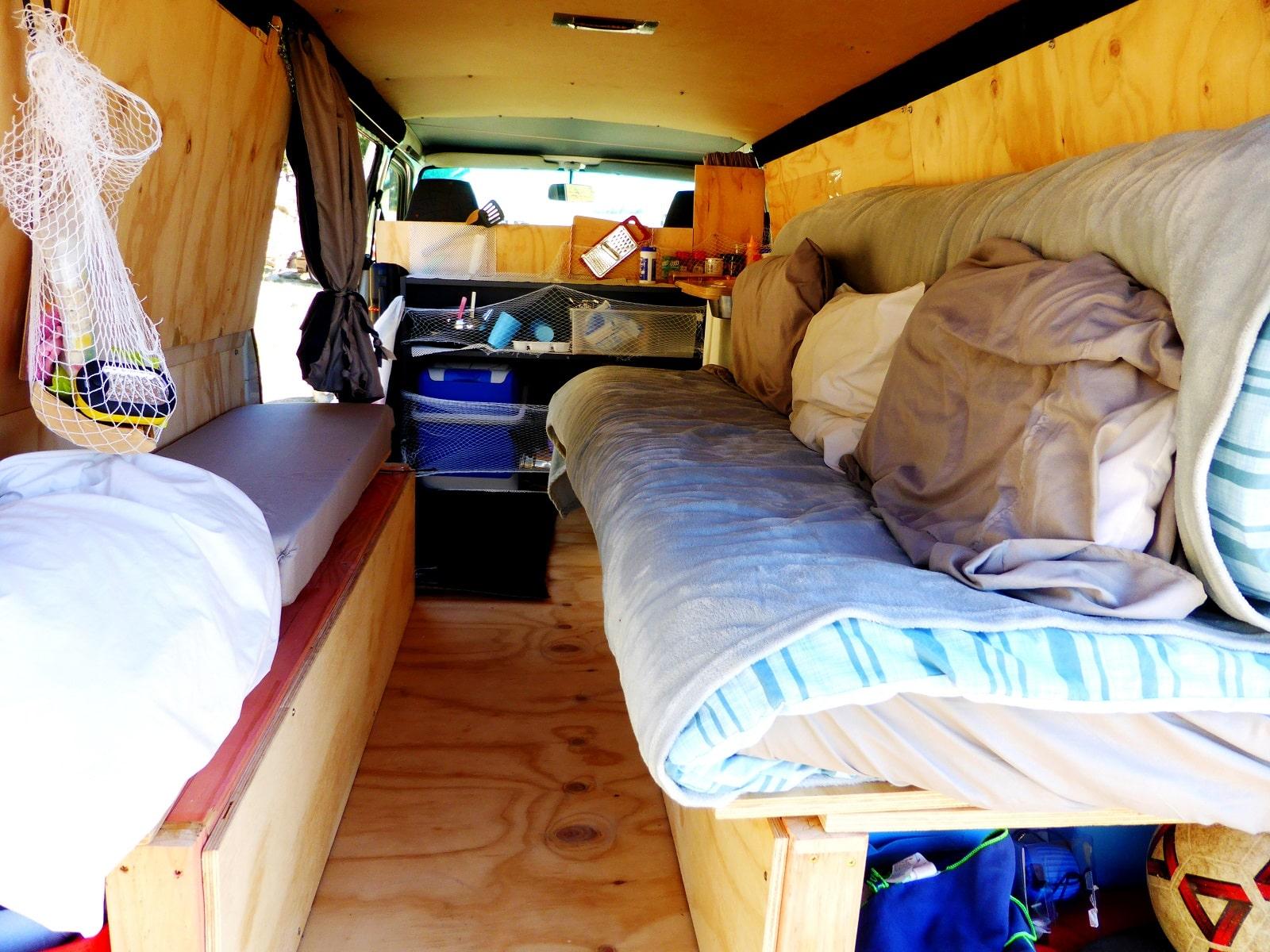 am nager son van xa62 humatraffin. Black Bedroom Furniture Sets. Home Design Ideas