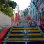 Escalier Selaron-Rio de Janeiro-Brésil
