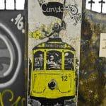 Tramway-Rio de Janeiro-Brésil