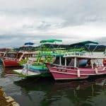 Port de Paraty-Brésil